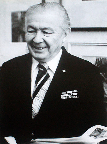 Melikhov George Stepanovich