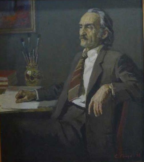 Tairov Nikolai Khristoforovich
