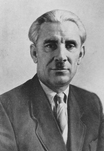 Сабадыш Петр Евлампиевич