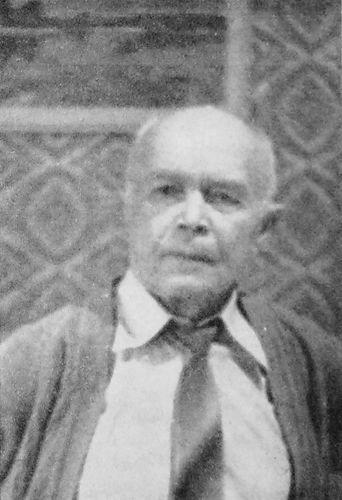 Tartakovsky Isaak Iosifovich