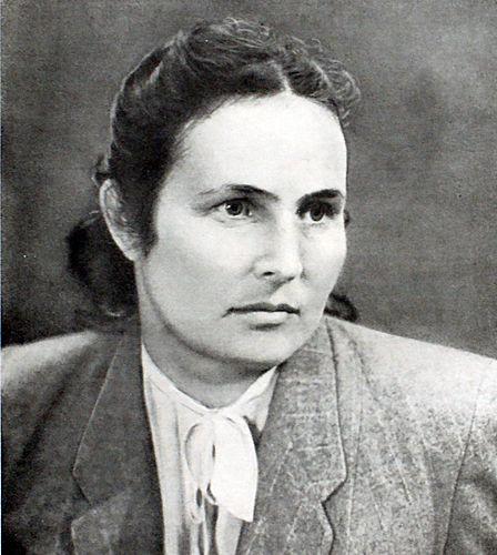Yablonskaya Tatiana Nilovna