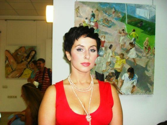 Shchekina Elena Petrovna