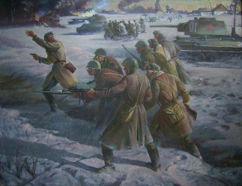 «Освобождение Кривого Рога» 1970 е - Маклок Виктор Иванович