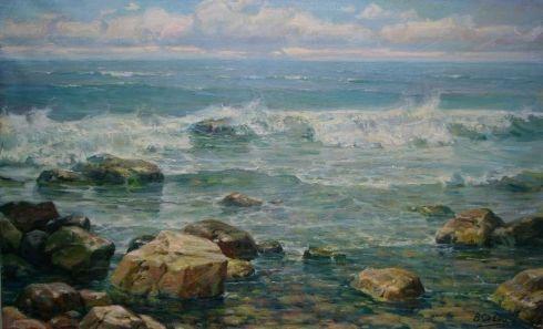 «Морской прибой» 1973 - Севец Виктор Степанович