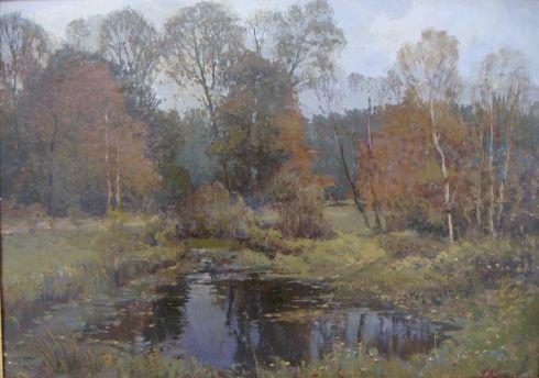 «Осень» 1978 - Кранц Владимир Павлович