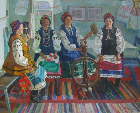 «Народные песни» 1986 - Какало Алексей Васильевич