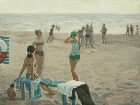 «Молодежь на отдыхе» 1972 - Бабенцов Виктор Владимирович