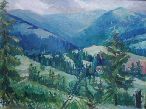 «Карпаты» 1976 - Манайло Федор Федорович
