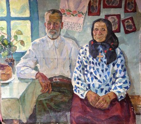 «Золотая старость» 1972 - Костенко Зоя Федоровна