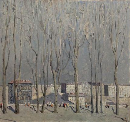 «Ранняя Весна в Одессе» 1963 - Межберг Лев Леонидович