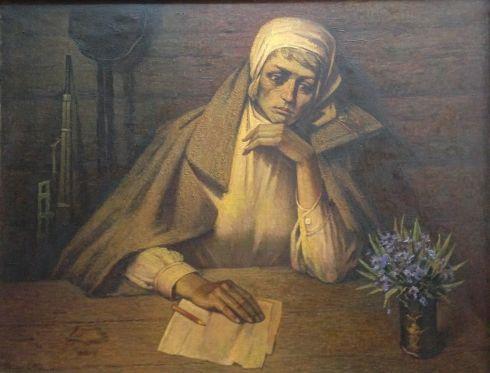 «Письмо матери» 1980 - Мозок Валерий Леонтьевич