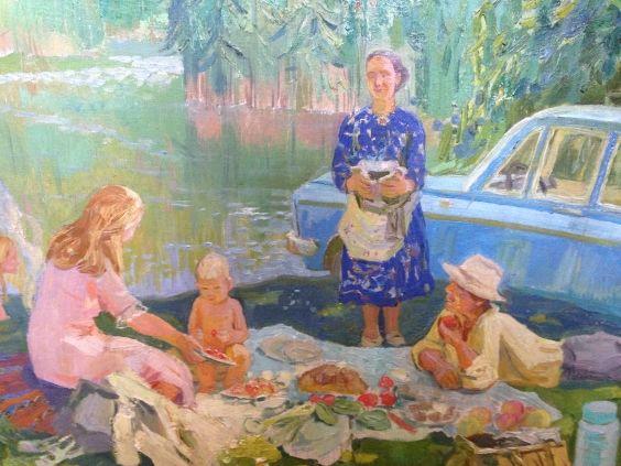 «Лето на Днепре»-Юзефович Наталья Владимировна