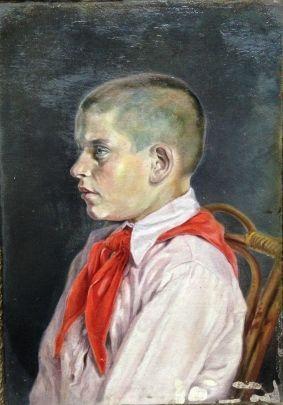 «Пионер» 1949 - Лактионов Александр Иванович