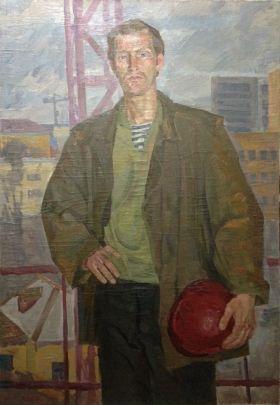 «Строитель» 1976 - Какало Алексей Васильевич