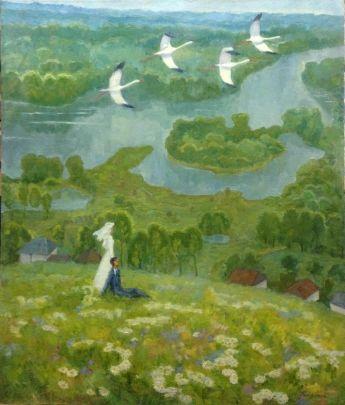 «Летят журавли» 1975 - Полурезов Г.И.