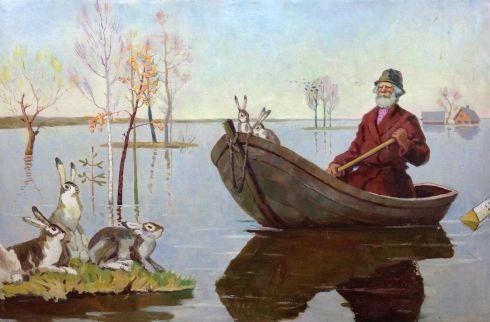 «Дедушка Мазай и зайцы» 1970 - «Дедушка Мазай и зайцы»