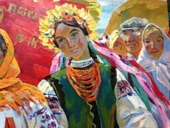«Праздник Урожая»-Кириченко Елена Степановна
