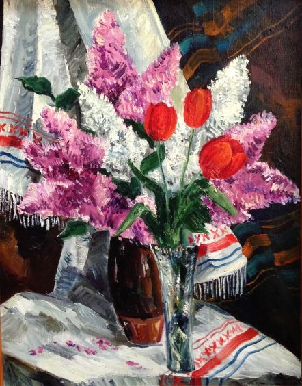 «Сирень» 1971 - Сяркевич Юрий Иванович