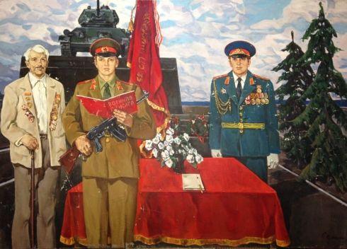 «Присяга» 1983 - Крыжевский (Крижевский) Григорий Зиновьевич