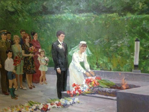 «Свадьба» 1970 е - Ткаченко Андрей Зиновьевич