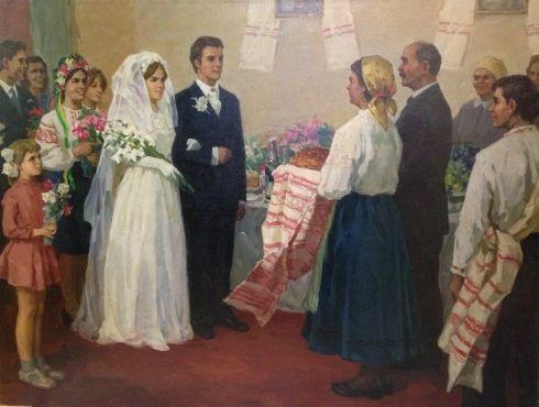 «Свадьба» 1971 - Назаренко Александр Григорьевич