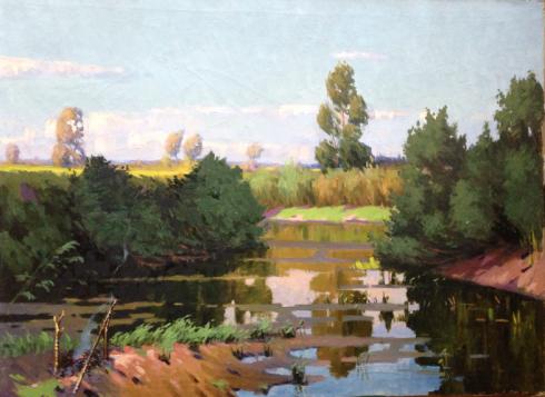 «Лето на Сули» 1958 - Семенюта Василий Иванович