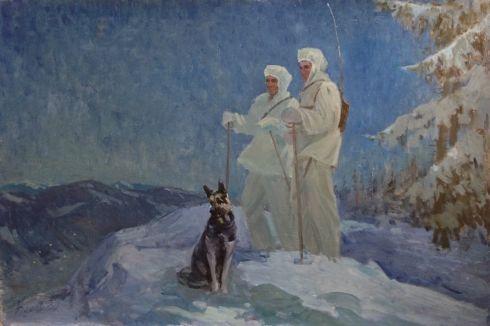 «В дозоре» 1990 - Клець Иван Тарасович
