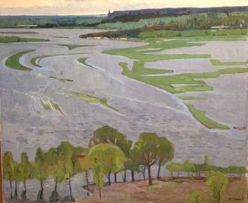 «Разлив» 1970 - Потапенко Андрей Ильич