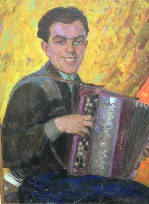 «Гармонист» 1950 е - Кулик Иван Анисимович