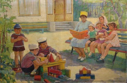 «Слушаем сказки» 1972 - Крыжановская Маргарита Николаевна