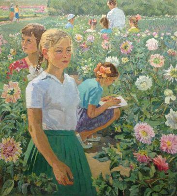 «Юные натуралисты» 1967 - Карпушевский Василий Михайлович