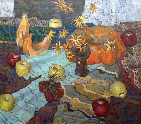 «Осеннее настроение» 2009 - Эшалиев Эльдар Зулунбекович