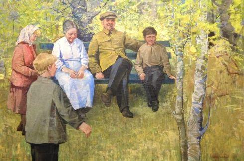 «Ленин и дети» 1967 - Семыкина Людмила Николаевна