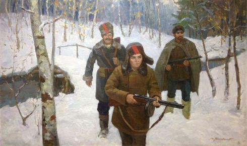 «Партизан Валя Котик» 1979 - Яблоновский Петр Антонович