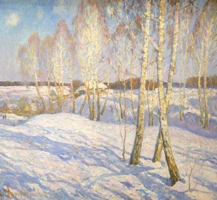 «Зима» 1992 - Звягинцев Ростислав Михайлович