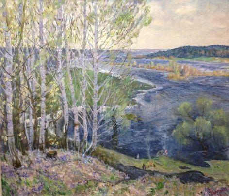 «Большая вода» 1961 - Звягинцев Ростислав Михайлович