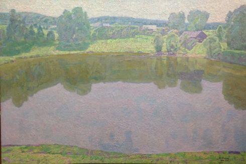 «У озера» 1976-1979 - Тимков Николай Ефимович