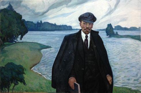 «Ленин в Разливе» 1968 - Гавдзинский Альбин Станиславович