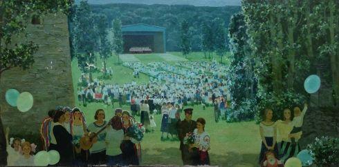 «Праздник на Буковине» 1965 - Гурин Василий Иванович
