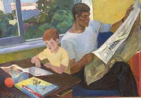«Отец и сын» 1976 - Титова Ольга Геннадьевна
