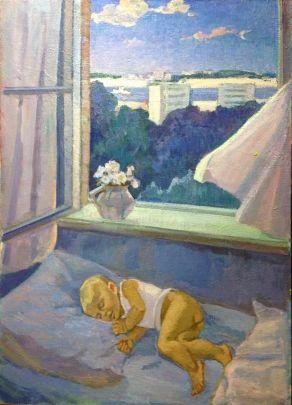 «Голубой сон» 1963 - Усикова Евдокия Григорьевна