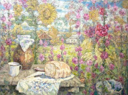 «Хлеб и Мальвы» 1987 - Шаповал Иван Леонтьевич