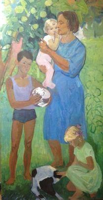 «Семья» 1970 - Титова Ольга Геннадьевна