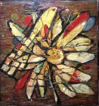 «Белый цветок» 1989 - Прокопенко Николай Николаевич