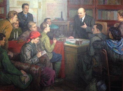 «Молодежь у Ленина» 1960 - Садуков Николай Александрович