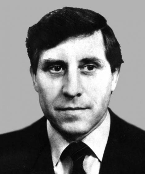 Ishchenko Yury Petrovich