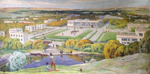 «Новое село» 1971 - Селищев Иван Петрович