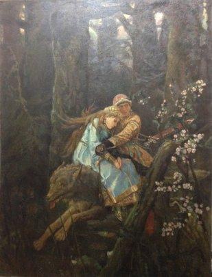 «Иван-царевич на Сером Волке» 1950 е - «Иван-царевич на Сером Волке»