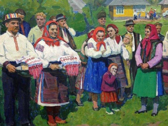 «Гуцульская свадьба»-Лобода Иван Иванович