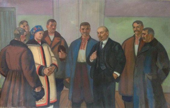 «Беседа» 1970 е - Коцка Андрей Андреевич